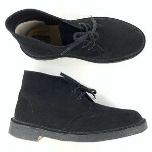 Clarks Originals Chukka Boots Suede Woman's US 9 B